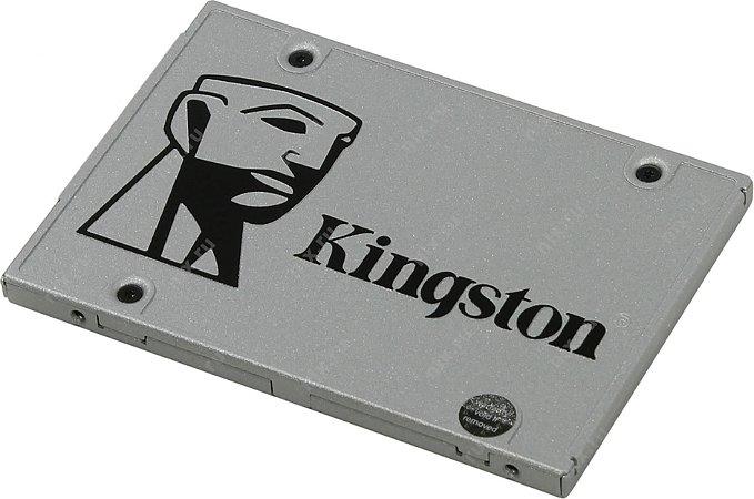SSD Kingston 480GB Sata III - 2,5¨ SV400S37/480