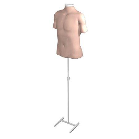 Pedestal Para Busto Costureira Regulável