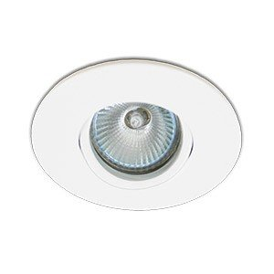 Spot para Embutir FACE PLANA Orientável Antiofuscante para Lâmpada Dicroica INTERLIGHT IL0075