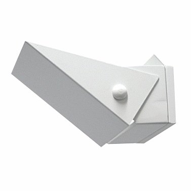 Arandela Aluminio Piuluce 590