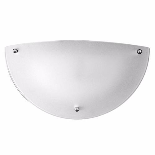 Arandela em Aluminio e Vidro Pantoja e Carmona  112