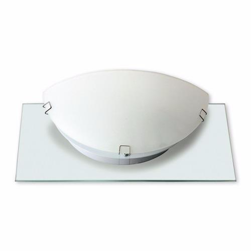Arandela em Aluminio e Vidro Pantoja e Carmona  265