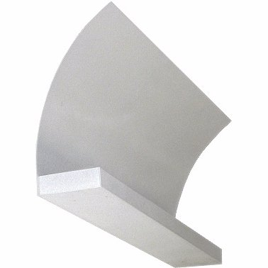 Arandela Interna Aluminio Piuluce 5750