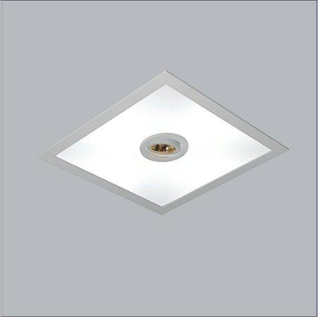 Embutido Quadrado Ruller 50cm - Usina Design 3701-50