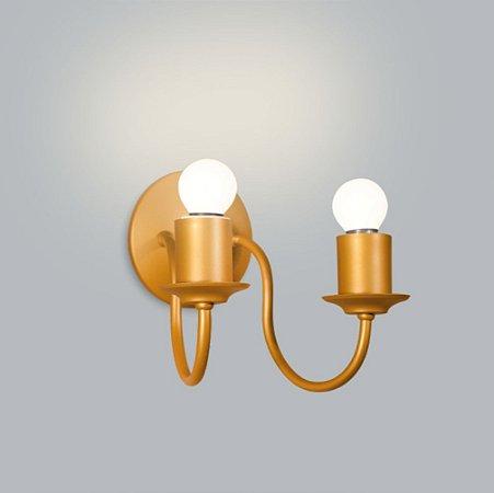 Arandela Retrô 20 cm - Usina Design 16266-1