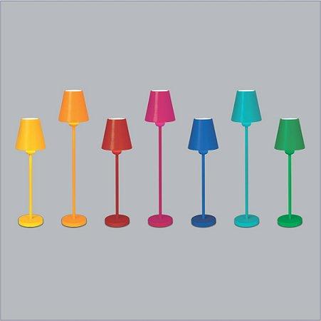Abajur Aquarela 50 cm - Usina Design 7000-50