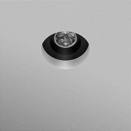 Embutido Circle No Frame - Dimlux Iluminação