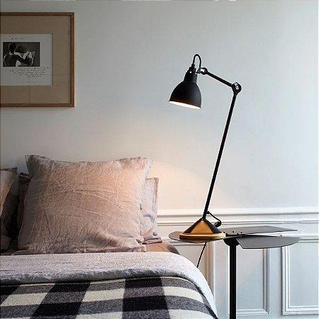 Abajur 206 LAMP206/M - Dimlux Iluminação