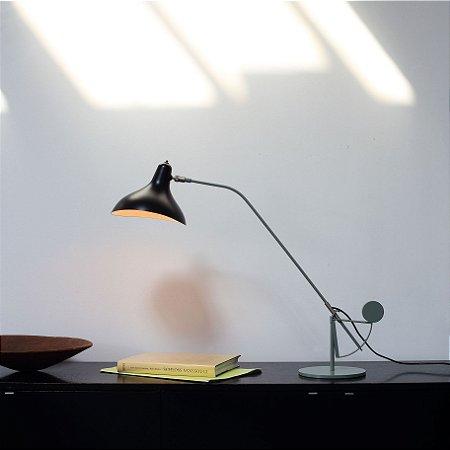 Abajur BS3 MANTIS - Dimlux Iluminação