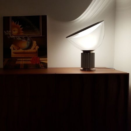 Abajur Taccia Small FLTAC04 - Dimlux Iluminação