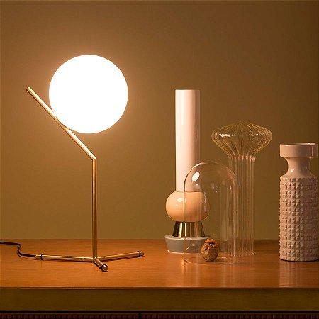 Abajur IC 1 Table FLICA17 - Dimlux Iluminação
