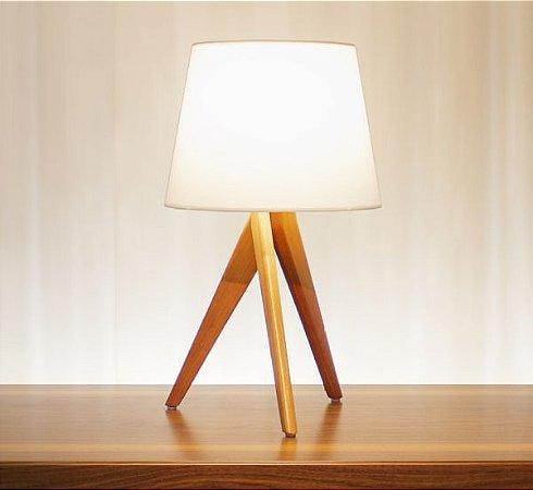 Abajur Ciranda 1610T - Dimlux Iluminação
