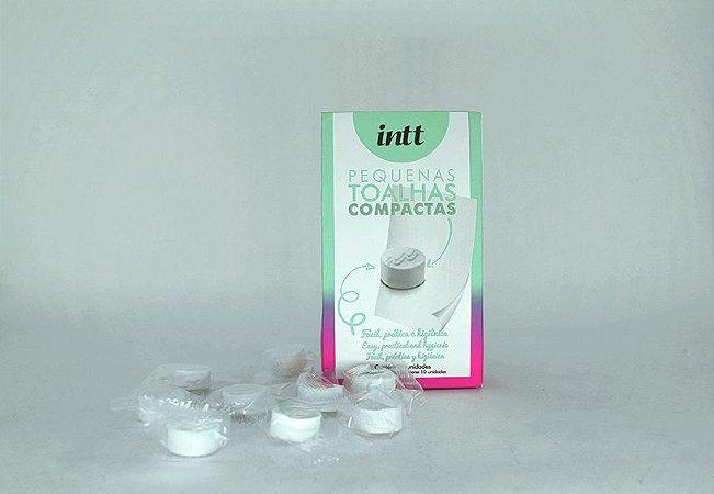 TOALHAS COMPACTA - INTT