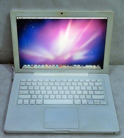 "MacBook White MA255LL/A 13.3"" Intel Core 2 DUO 2.00GHz 2GB HD-250GB"