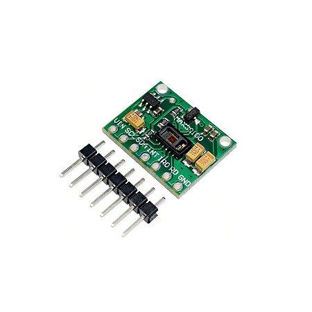 Sensor de Frequência Cardíaca Oxímetro MAX30102