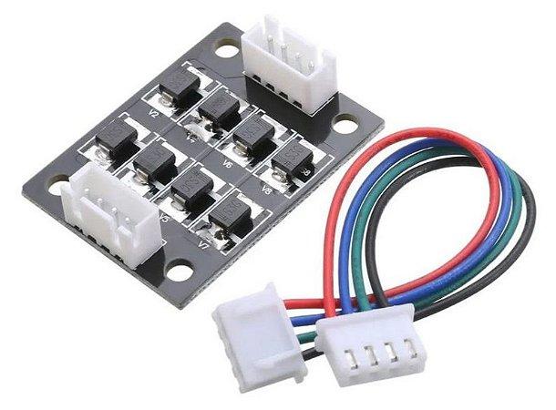 Placa Amplificadora para Motor Nema 17