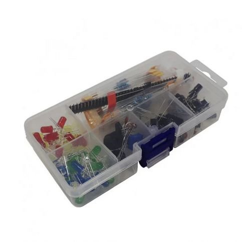 Kit componentes para Arduino e Raspberry Pi - Kit FK3