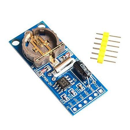 Módulo Relógio Tempo Real I2C PCF8563T Sem bateria