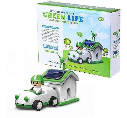 Kit Educacional Experimento Solar - Green Life