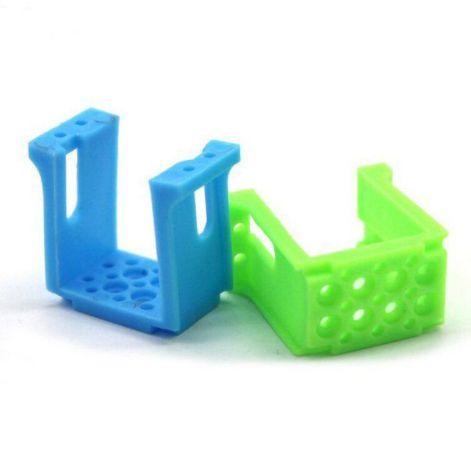 Suporte plastico para motor TT - DIY