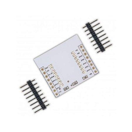 Placa Adaptador ESP8266 ESP-07, ESP-08 e ESP-12E