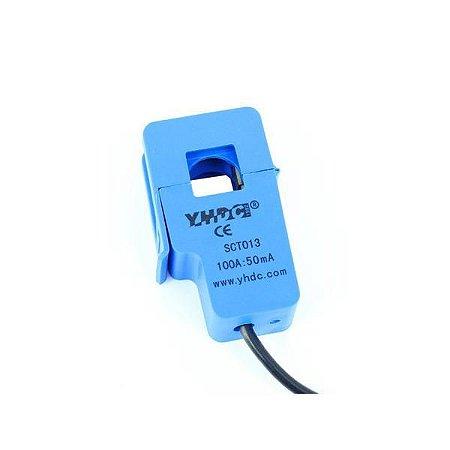 Sensor de Corrente Não Invasivo 100A SCT-013-000