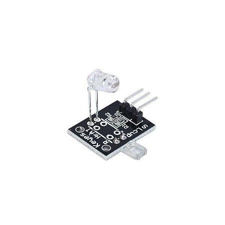 Sensor de Pulso Infravermelho KY039 Para Batimentos Cardíacos