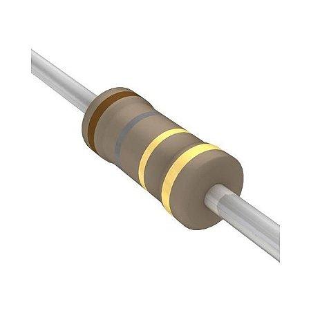 Resistor 1/4W 1R8 Ohms X 10 Unidades