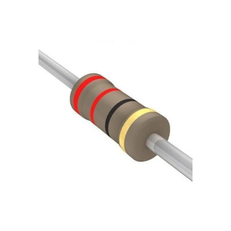 Resistor 1/4W 22R Ohms X 10 Unidades