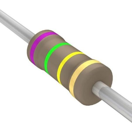 Resistor 1/4W 750K Ohms X 10 Unidades