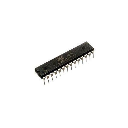 Microcontrolador ATmega 328P PU (Sem Bootloader)
