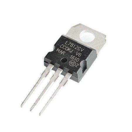Regulador de Tensão LM7812