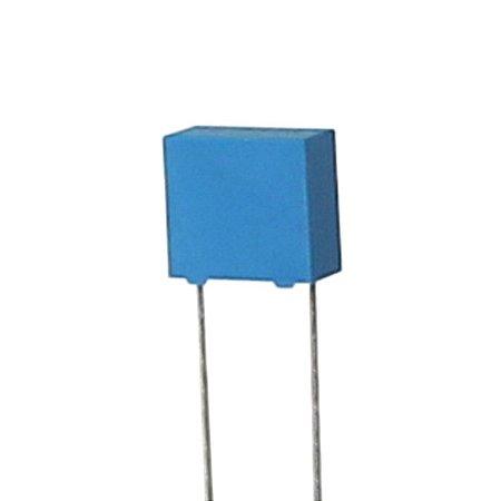 Capacitor Poliester 100nF(100k) 63V