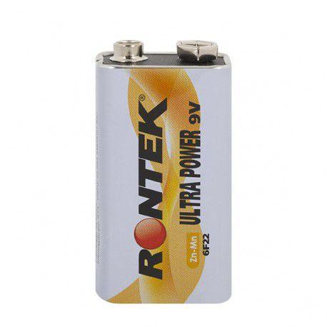 Bateria 9v 400mAh Rontek