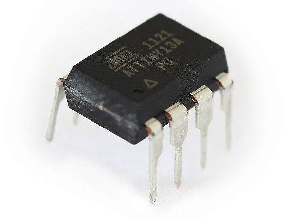 Microcontrolador ATtiny13A-PU
