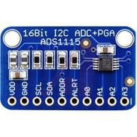 Conversor analógico/digital ADS1115 16-BIT - 4 CHANNEL