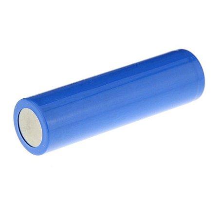 Bateria 18650 3,7V 2200mAh com Top