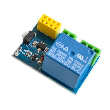 Relé Shield Para ESP8266-01