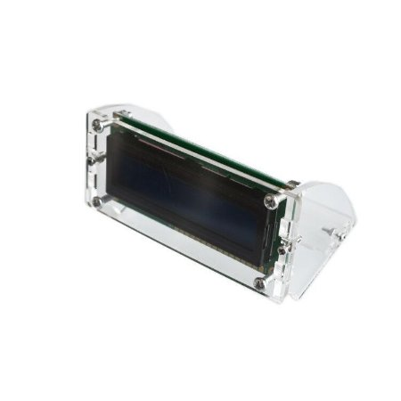 Suporte de Acrílico para Display LCD 16X2