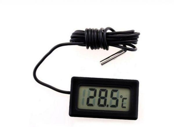 Termômetro Digital com Sonda NTC