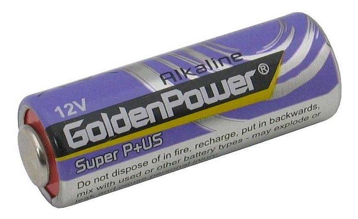 Pilha 12V  - A23G Golden Power