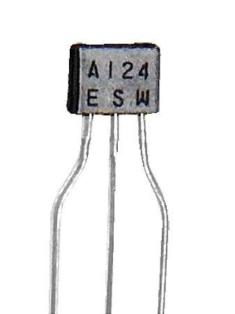 Transistor DTA 124 PNP