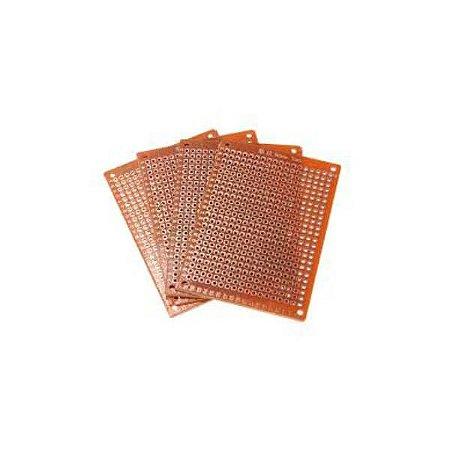 Placa Fenolite Ilhada - 5x7cm