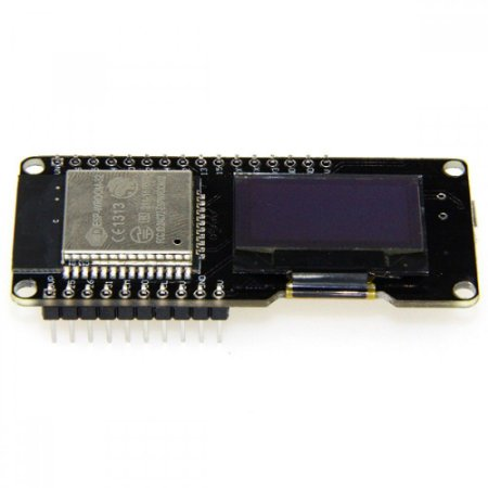 Placa WiFi -  ESP32 com Display OLED