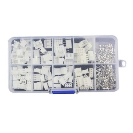 Kit de Conectores XH 2.54mm 80 Pcs