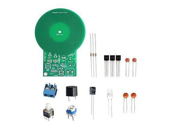 Kit Detector de Metais DIY