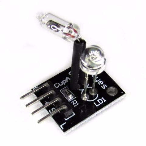 Módulo Sensor de Inclinação com Mercúrio KY-027