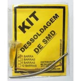 Kit p/ Dessoldagem de SMD (C/2 Barra)