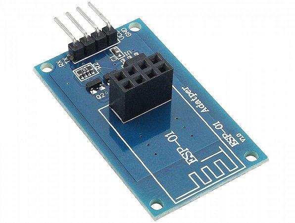 Módulo Adaptador para ESP8266 01