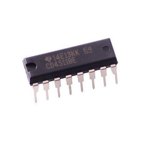 CI CD4001 - Porta NOR